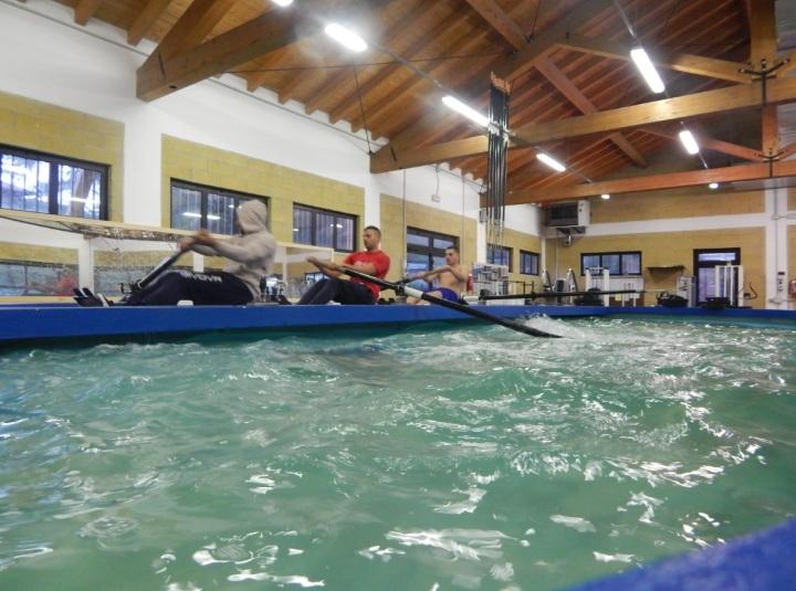 rowing-tank